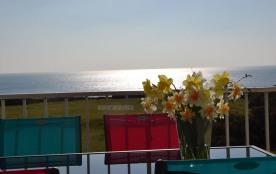 GITE Location *panorama grandiose sur la mer PISCINE