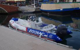 ZODIAC Pro-Open 6.50 150 cv
