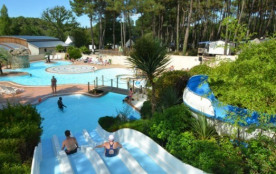 Camping FORT ESPAGNOL - Mh 3ch 6/7pers 31m² + Terrasse Couverte