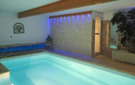 Gite chartreuse avec piscine