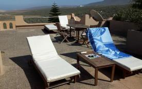 Villa à mirleft au sud d'agadir (100 km)
