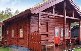 Maison pour 4 personnes à Aseral