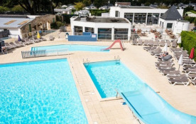 Camping les Menhirs 4* - Cottage 4/6 pers. 2 chambres