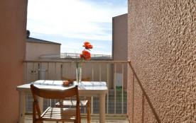 Résidence Les Senillades - Appartement 2 pièces situé à 200 m de la plage.