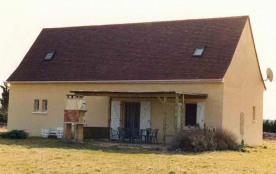 Detached House à COUZOU