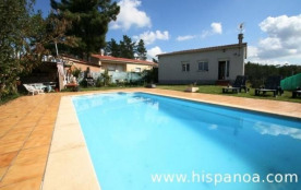 Villa située sur la Costa Brava à 7Km de LLoret del Mar et de ses plages dans le quartier Aigua V...