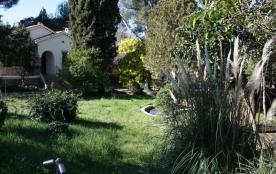 Le jardin de la Villa Marlix