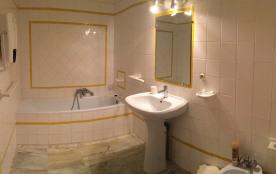 la salle de bains du laurier