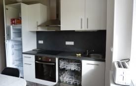 Réfrigérateur-congélateur-lave vaisselle,-cuisinière induction