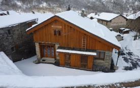 """LES MENUIRES - Chalet du Koutère, """"La GRANGE"""" domaine 3 Vallées, Valthorens, Courchevel, Méribel"""