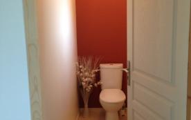 WC en bas