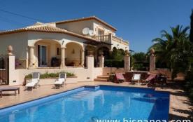 Location villa pour les vacances Costa blanca avec vue mer |favII