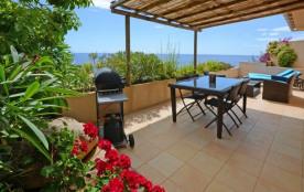 Résidence La Côte Bleue 5* - Studio 26m² 2 pers, terrasse avec vue panoramique
