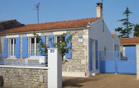Location maison de vacances : ILE d'Oléron