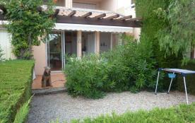 jardinet et terrasse