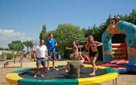 Camping 3* Sun Océan -MOBILHOME 8 personnes - 3 chambres (entre 6 et 10 ans)