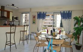 Résidence Les Jardins d'Eden - Appartement 3 pièces de 66 m² environ pour 4 personnes proche du c...