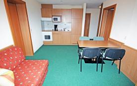 Appartement pour 3 personnes à Sankt Leonhard im Pitztal