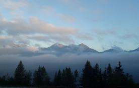 Les Arcs 1600 : skis au pieds, spacieux, calme et lumineux, pour des vacances détendues