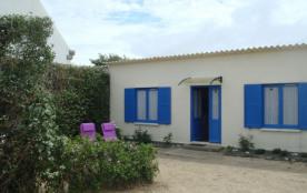Petite maison à quelques pas de la mer