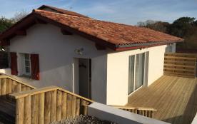 Charmant studio 42m² à Guéthary N°1