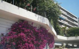 appt luxe 2 à 6 pers 300 m Palais FIF et Congrès port, plages, shoping,restaurants vue magnifique