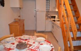 Appartement 2 pièces mezzanine 6 personnes (C130)