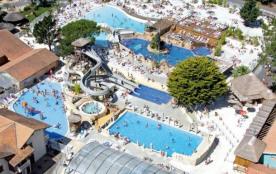 Camping Village Resort et Spa Le Vieux Port 5* - Mobil-home 6 personnes - 2 chambres (entre 6 et ...