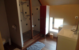 Gîte 2 salle de bains