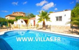 Villa VN Erica - Agréable villa pour 6 personnes avec piscine privée située dans une zone tranqui...