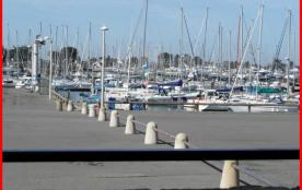 Quai d'Honneur - Résidence située sur le Port du Crouesty - Appartement 3 pièces en rez-de-jardin...