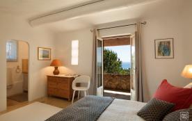 Chambre étage avec balcon