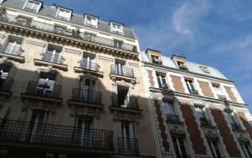 Appartement pour 3 personnes à Paris/18