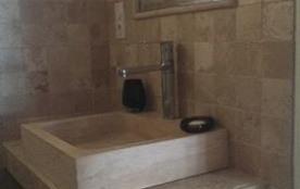 vasque salle d'eau RDC
