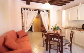 Appartement pour 3 personnes à Castagneto Carducci