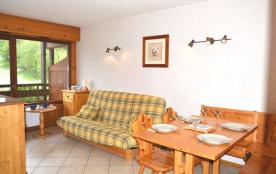 Le Grand Bornand 74 - Secteur Village - Résidence Alpina C Appartement 2 pièces de 35 m² environ ...