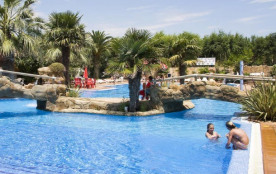Camping Solmar - Bungalow/Cottage 1Ch 2/4pers  - Max 2 adultes+2 enf