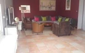 Salon très confortable, vue sut ports et accès terrasse