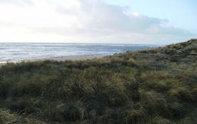 Dune vue sur mer
