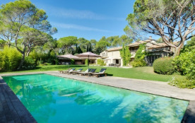 Fantastic villa, full of character, near Valescure