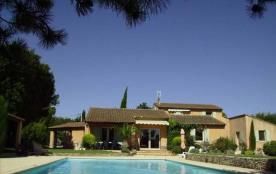 Belle Villa L'isle Sur La Sorgue 10 personnes