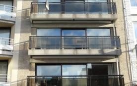 KNOKKE, VASTE APPART 160m², 3 CHAMBRES, 2 SDB, PLAGE A 50m