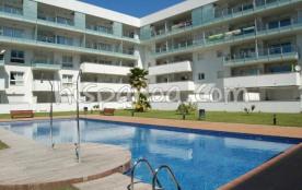 Cet appartement de vacances en Espagne est situ&