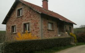 Maison calme et spacieuse  Belcastel - Aveyron - Midi-Pyrénées