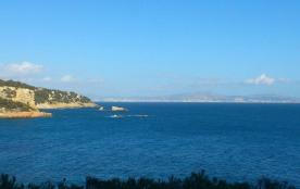 Appartement, proche de la plage, vue imprenable sur la mer, 4 couchages, 1 chambre