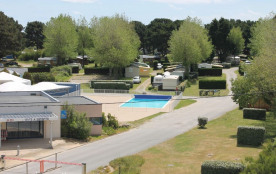 Camping Relais de l'Océan, 147 emplacements, 50 locatifs
