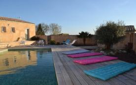 Gîte en Pays Cathare : piscine, hammam et sauna - Saint-Martin-Lalande