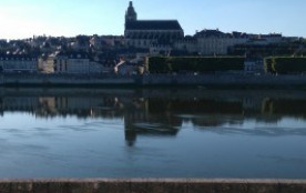 Maison bord de Loire, vue magnifique, coeur Blois