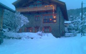 chalet ski randonnée balade