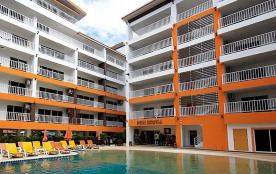 Appartement pour 1 personnes à Pattaya-City
